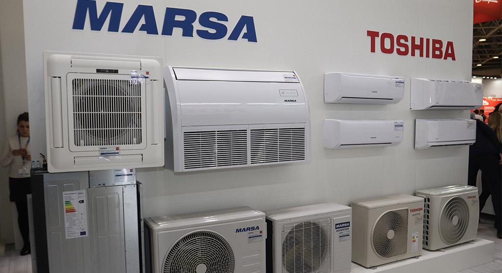 Оборудование Marsa - Мир Климата 2019